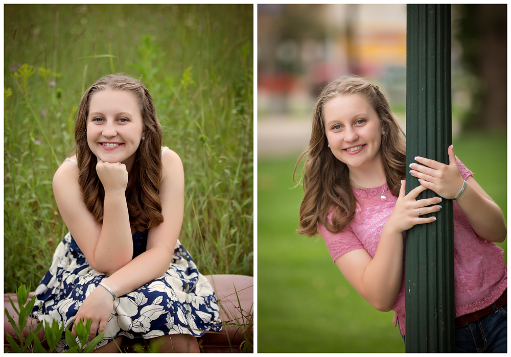 kalamazoo senior photography