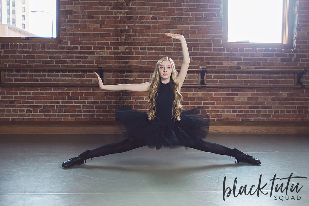 Black Tutu Squad - Kalamazoo Dance photography